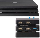 USB Hub voor PS4 PRO - 5 port - USB 3.0 - USB 2.0 -  Gaming HUB PS4