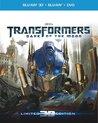 Transformers 3: Dark Of The Moon (3D Blu-ray)