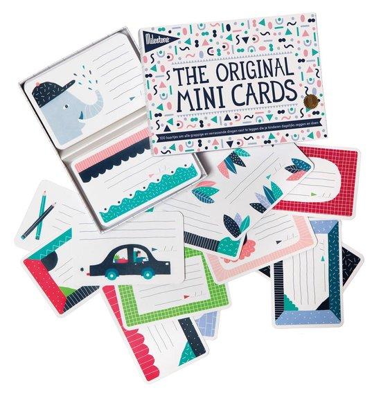 Milestone® Mini Photo Cards