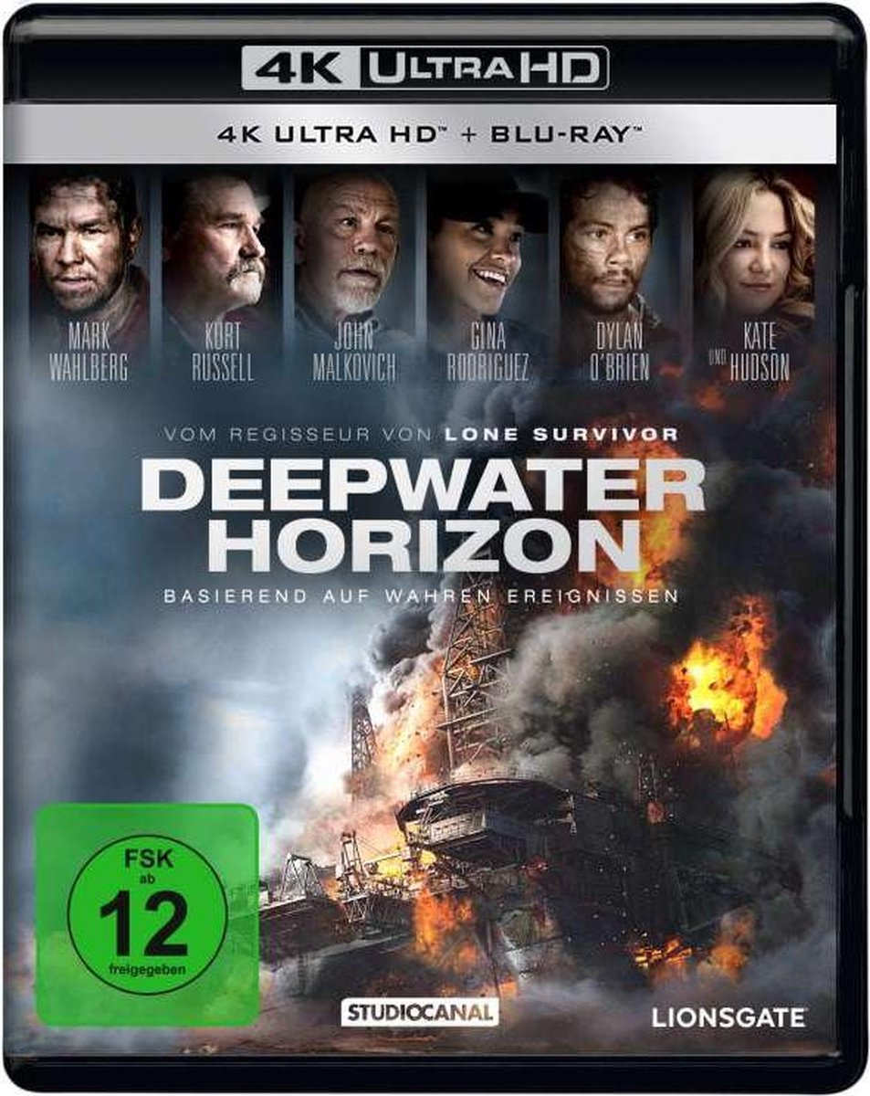 Deepwater Horizon (Ultra HD Blu-ray)-