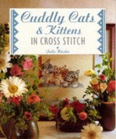 Cuddly Cats and Kittens in Cross Stitch