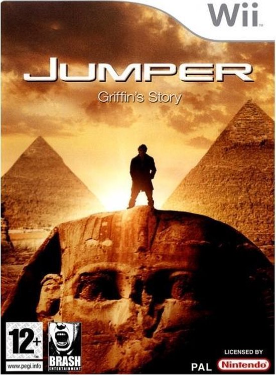 Jumper - Griffin's Story