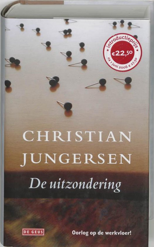 De uitzondering - Christian Jungersen pdf epub
