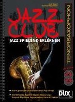 Jazz Club, Tenorsaxophon (mit 2 CDs)