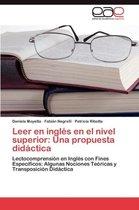 Leer En Ingles En El Nivel Superior