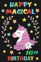 Happy Magical 16th Birthday