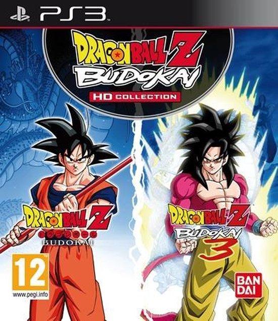 Dragon Ball Z Budokai 1 & 3 HD - Atari