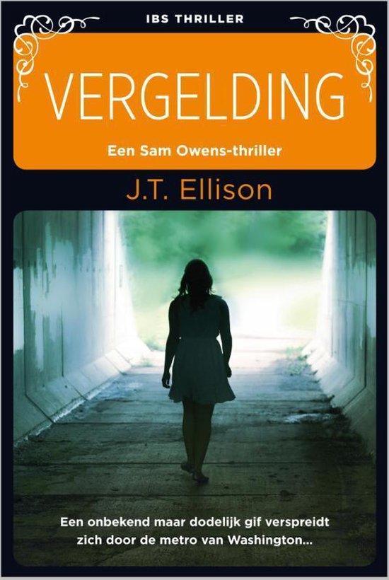 Vergelding - J.T. Ellison pdf epub