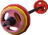 Bodypumpset RS Sports 130 cm (20KG)