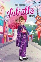 Omslag Juliette à Tokyo