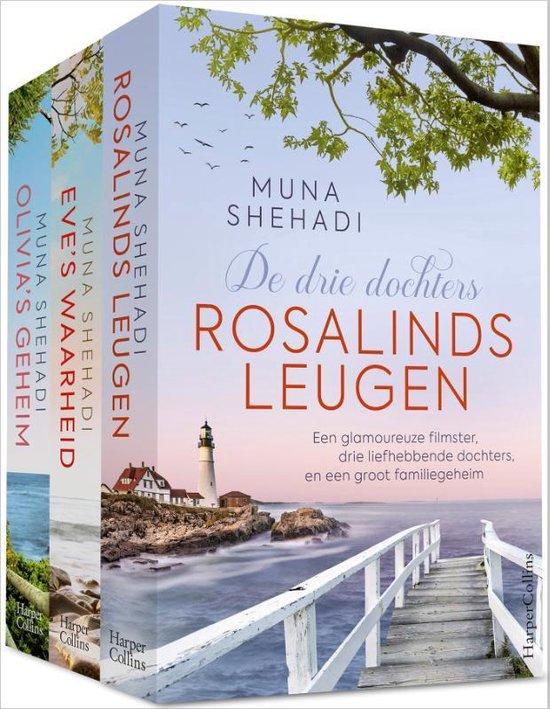 Boek cover De drie dochters-pakket van Muna Shehadi (Paperback)