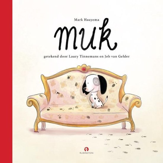 Boek cover Muk van Mark Haayema (Hardcover)