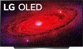 LG OLED77CX6LA 195,6 cm (77'') 4K Ultra HD Smart TV Wi-Fi Zwart, Zilver