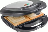 Bestron ASM8010 - Contactgrill 3-in-1 - Rvs
