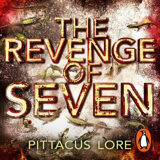 Boek cover The Revenge of Seven van Pittacus Lore (Onbekend)