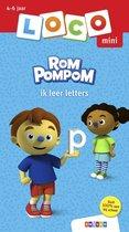Loco Mini  -   Loco Mini Rompompom ik leer letters