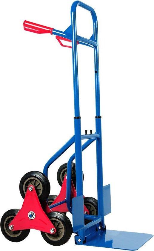 EazyLife Transportsysteem - Trappensteekwagen - Tot 200kg