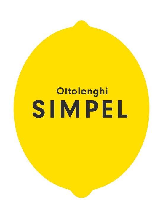 Boek cover Simpel van Yotam Ottolenghi (Hardcover)