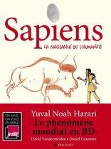 Omslag Sapiens - tome 1 (BD)