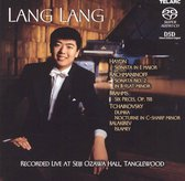 Lang Lang: Recorded Live at Seiji Ozawa Hall, Tanglewood  -SACD- (Hybride/Stereo)