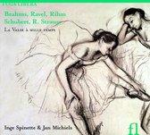 Spinette Inge/ Michiels Jan - La Valse A Mille Temps
