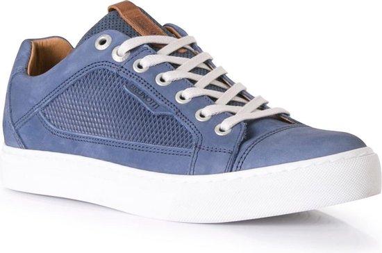 Brunotti Biarritz Heren Sneakers - Navy - 43
