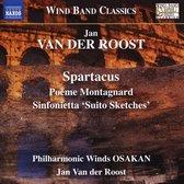 Philharmonic Winds Osakan/Van Der R - Spartacus
