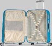 Carlton Voyager Plus Spinner Case 55 cm - Teal Blue