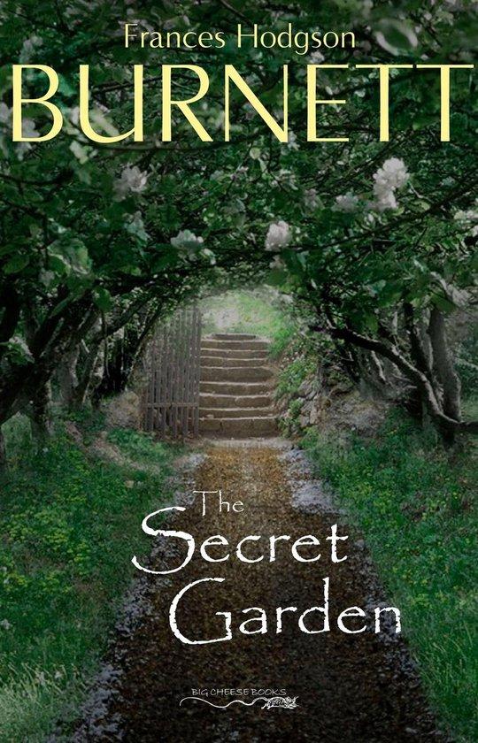 Boek cover The Secret Garden van Frances  Hodgson Burnett (Onbekend)
