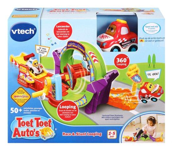 VTech Toet Toet Auto's Race & Stunt Looping