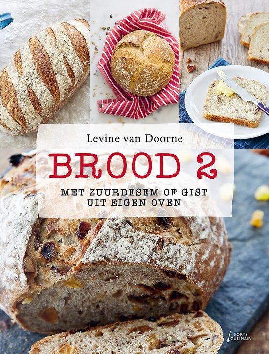 Boek cover Brood 2 van Levine van Doorne (Hardcover)