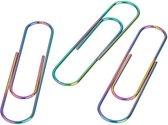 Moses Gekleurde paperclips XXL 5 stuks 10 cm