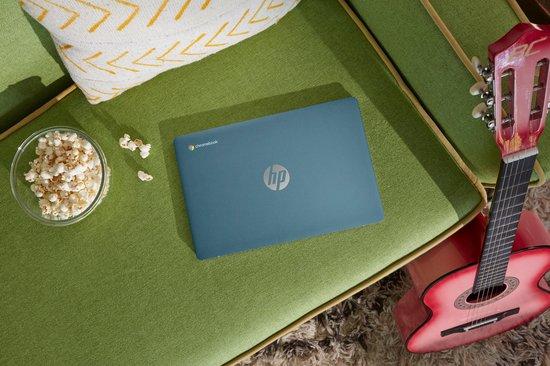 HP Chromebook 14a-na0100nd - Chromebook - 14 Inch