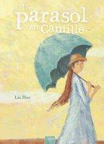 De parasol van Camille