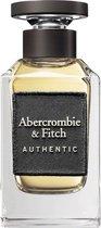 Abercrombie & Fitch Authentic Man Eau de Toilette 100ml
