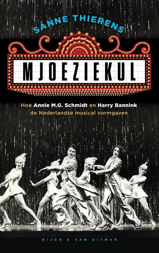 Boek cover Mjoeziekul van Sanne Thierens (Paperback)
