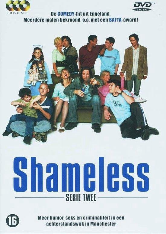 Cover van de film 'Shameless'