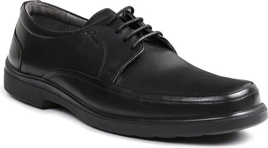 Sledgers Gaf Leather Black - Maat 46