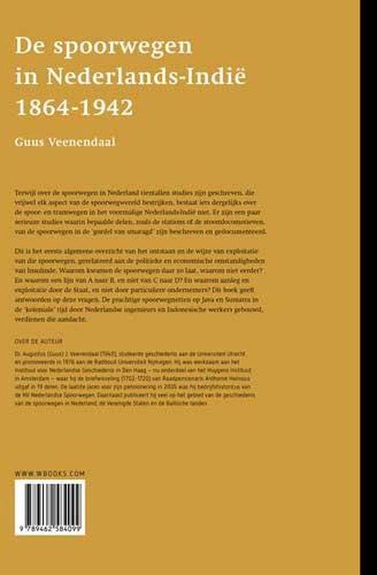 De spoorwegen in Nederlands-Indië 1864-1942