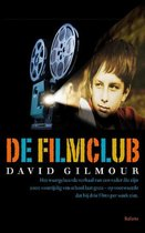 Boek cover De Filmclub van David Gilmour