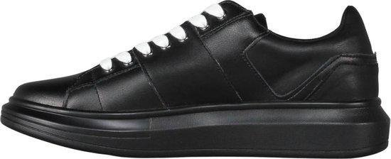 GUESS Salerno II Heren Sneakers - Zwart - Maat 41