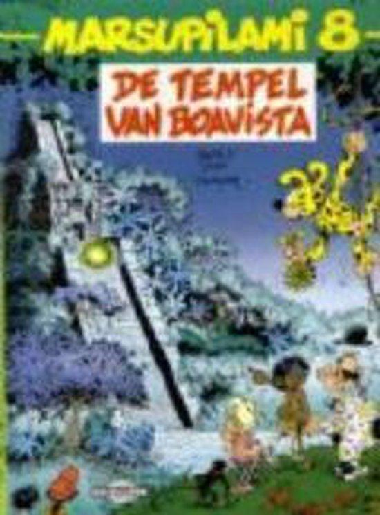 Cover van het boek 'Marsupilami / 08. De Tempel Van De Boavista'