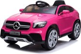 Mercedes-Benz GLC 63 Coupe FULL OPTIONS, 12 volt Kinder Accu Auto | accu auto voor kinderen | elektrische kinderauto + afstandsbediening (Roze)