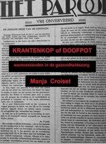 Krantenkop of Doofpot