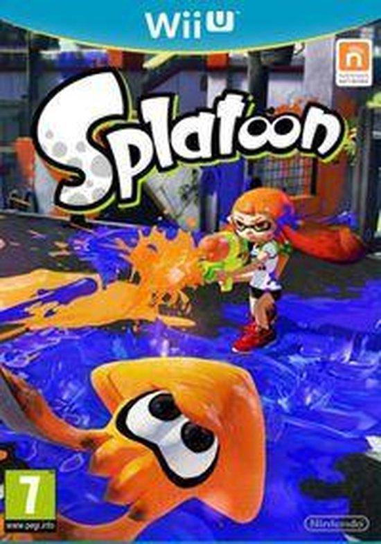 Splatoon - Wii U - Nintendo
