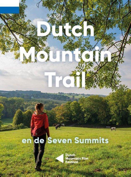 Boek cover Dutch Mountain Trail van Toon Hezemans (Paperback)