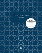 Structuurjunkie - Structuurjunkie planner (klein)