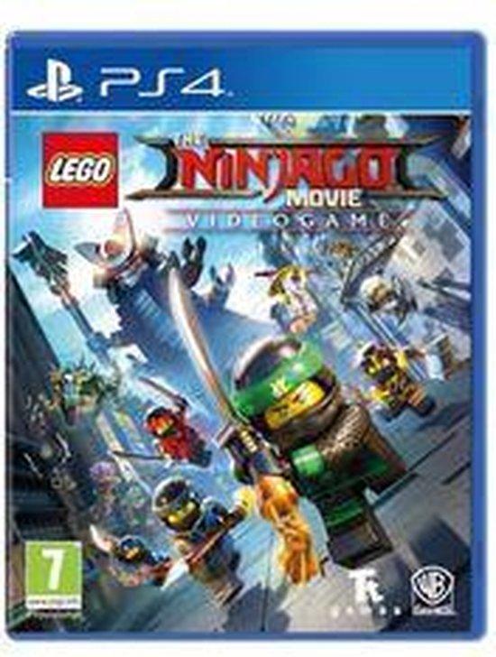 LEGO Ninjago Movie - Videogame - PS4