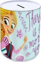 Disney Spaarpot Rapunzel Meisjes 10 X 15 Cm Staal