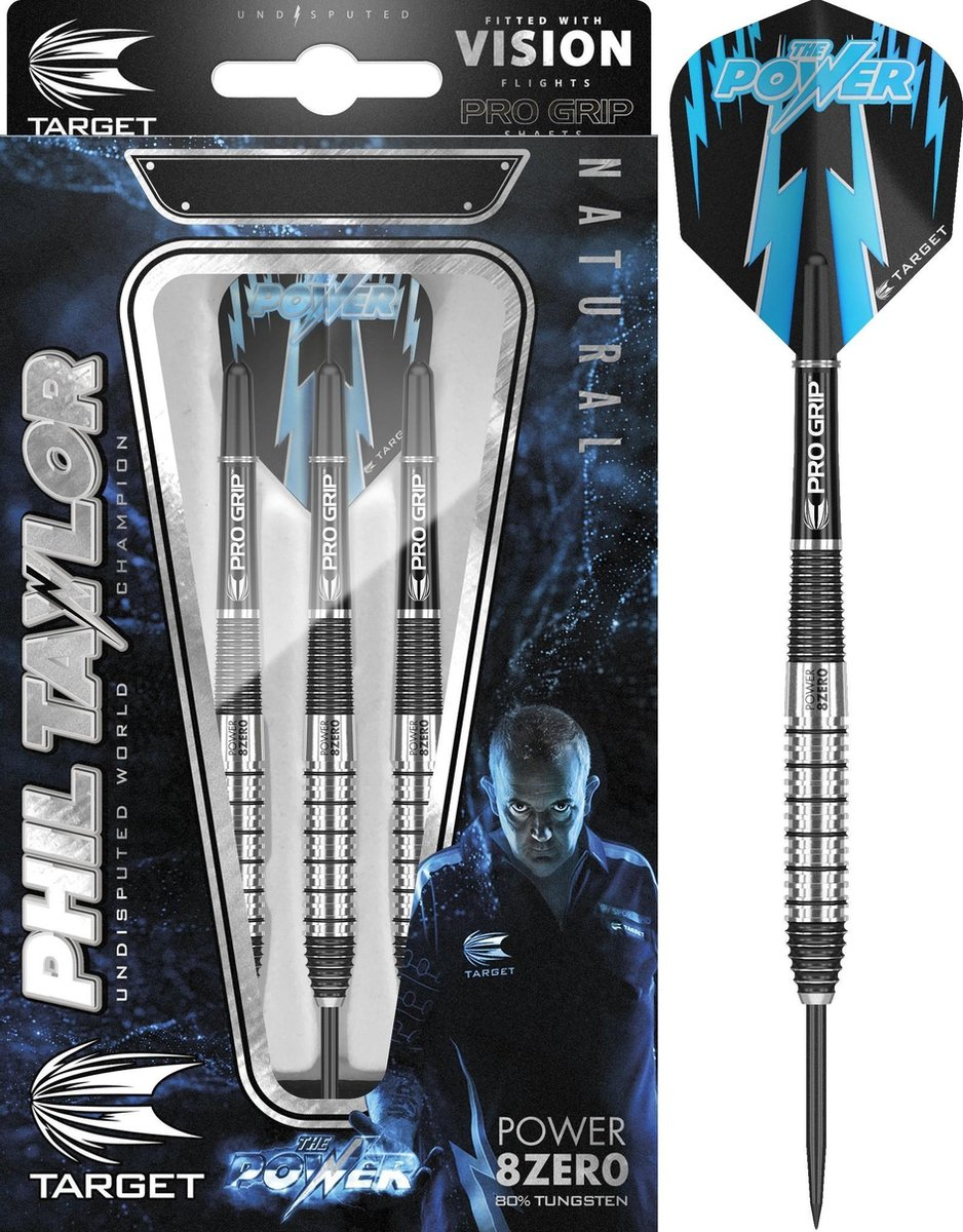 Phil Taylor Power 8ZERO 2 - 26 Gram